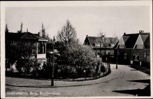 Ak Middelharnis Südholland, Burg. Boumanplein