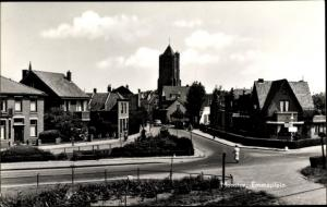Ak Monster Südholland Niederlande, Emmaplein