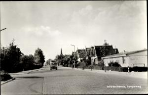 Ak Middelharnis Südholland, Langeweg