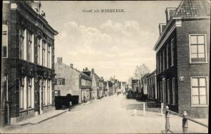 Ak Meerkerk Südholland, Dorpsstraat