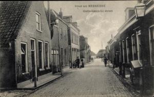 Ak Meerkerk Südholland, Gorinchemsche straat