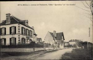 Ak Riva Bella Calvados, Avenue de l´Industrie, Villas