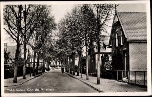 Ak Middelharnis Südholland, Chr. de Vrieslaan