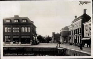 Ak Middelharnis Südholland, Kaai-Voorstraat