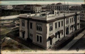 Ak Bizerte Tunesien, la Municipalite