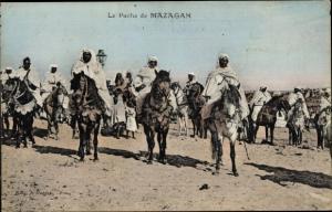 Ak El Jadida Mazagan Marokko, Le Pacha, Pferde