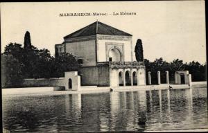 Ak Marrakesch Marokko, La Menara