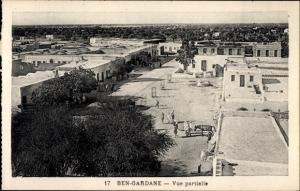 Ak Ben Gardane Tunesien, Vue partielle