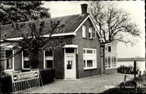 Ak Drimmelen Nordbrabant Niederlande, ´t Veerhuis