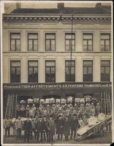Foto Francois Leysen Affretements Expeditions Transports, Dampfschiffahrtsgesellschaft
