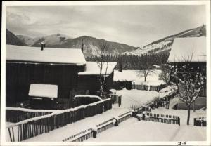 Foto Wald im Pinzgau Salzburg Österreich, Gasthaus, Ausblick von der Veranda auf den Plattenkogel