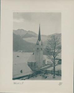 Foto Wald im Pingau Salzburg Österreich, Kirche