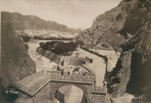 Foto Aden Jemen, Citernes, Zisternen