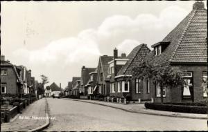 Ak Baflo Drenthe Niederlande, Nassaustraat