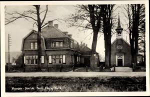 Ak Hoogersmilde Drenthe Niederlande, Ned Herv Kerk