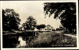 Ak Smilde Drenthe Niederlande, Oranjekanaal