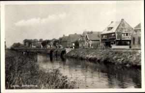 Ak Smilde Drenthe Niederlande, Jonkersbrug