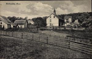 Ak Rothesütte Ellrich Harz Thüringen, Blick auf den Ort