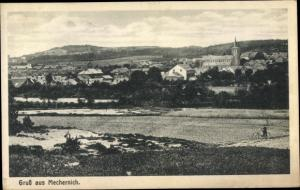 Ak Mechernich in der Eifel, Blick auf den Ort