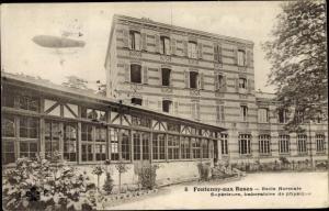 Ak Fontenay aux Roses Hauts de Seine, École Normale, Laboratoire de Physique