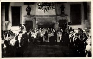Ak Gustav Adolf von Schweden, Sibylla von Sachsen Coburg Gotha, Hochzeit