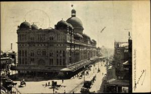 Ak Sydney Australien, Queen Victoria Markets