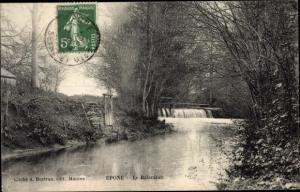Ak Epone Yvelines, Le Batardeau