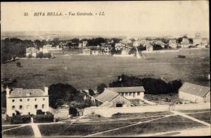 Ak Riva Bella Calvados, Vue Générale