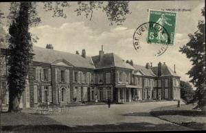 Ak Broglie Eure, Château