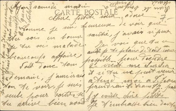 Ak Lyon Rhône, Exposition Internationale 1914, Entree principale Avenue Leclerc 1