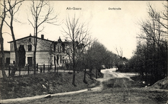 Ak Ostseebad Alt Gaarz Rerik, Dorfstraße 0