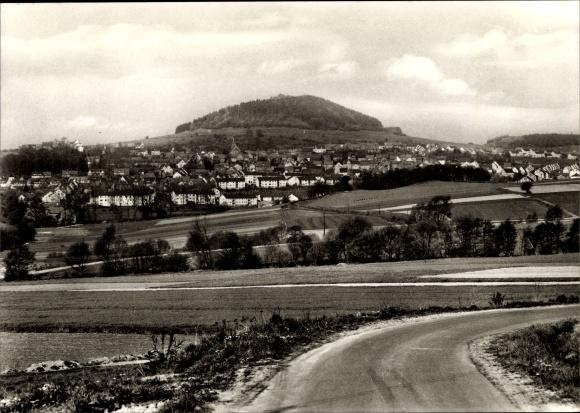 Ak Hoof Schauenburg Nordhessen, Panorama 0