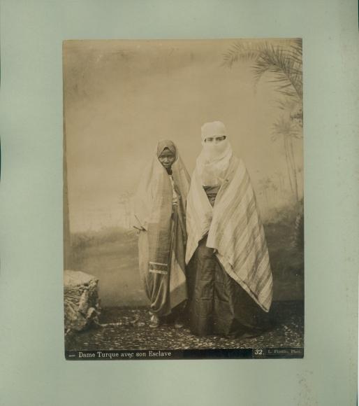 Foto Dame Turque avec son Esclave 0