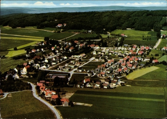 Ak Rödinghausen Westfalen, Fliegeraufnahme 0