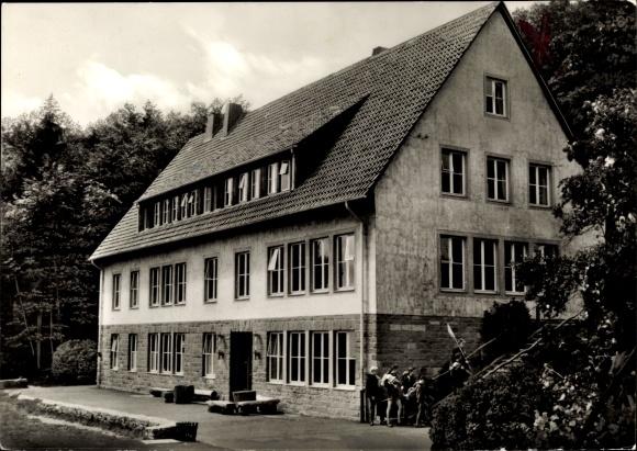 Ak Rödinghausen Westfalen, Jugendheim 0