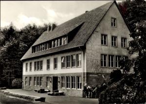 Ak Rödinghausen Westfalen, Jugendheim