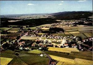 Ak Rödinghausen Westfalen, Fliegeraufnahme