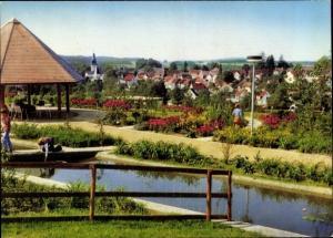 Ak Nümbrecht im Oberbergischen Kreis, Kurpark Cafe Panorama