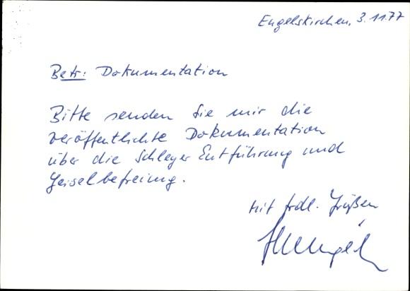 Ganzsachen Ak Rheda Wiedenbrück in Westfalen, Stadtverwaltung 1