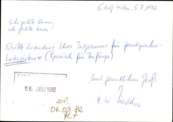 Ganzsachen Ak Rheda Wiedenbrück in Westfalen, Mahnung, Haltet Friede an dieser Stätte 1
