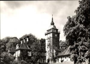 Ak Bergisch Gladbach Nordrhein Westfalen, Haus Lerbach, Tagungsstätte des G. Stresemann Instituts