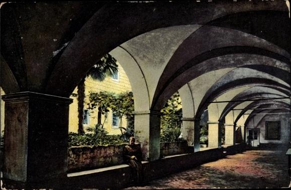 Ak Dubrovnik Kroatien, Le convent franciscain 0