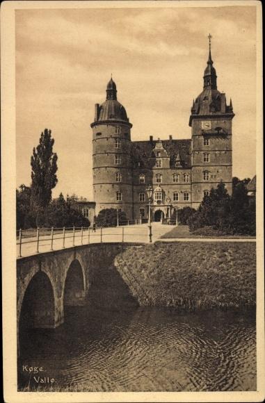 Ak Køge Danmark, Vallø Slot 0