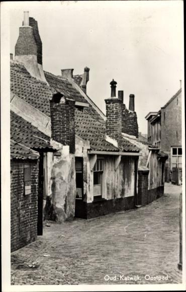 Ak Katwijk Südholland Niederlande, Oostpad 0