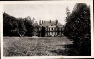 Ak Courtenay Loiret, Chateau de Sainte-Anne