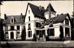 Ak Ménestreau-en-Villette Loiret, Chateau