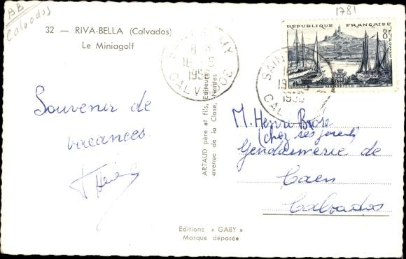 Ak Riva Bella Calvados, Le Miniagolf 1