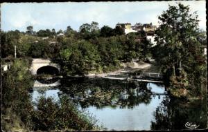 Ak Vihiers Maine et Loire, La Bamette