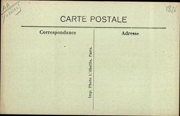 Ak Croissy Yvelines, Bords de Seine 1