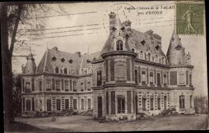 Ak Epone Yvelines, Château de la Falaise